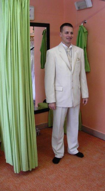 4.september 2010 sa blíži :-)) - Snubenec :-) skusanie  - Salon Betty Myjava