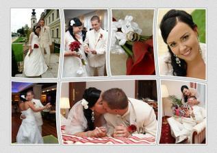 Mozaika - darček na pamiatku pre všetkych svadobčanov :-)