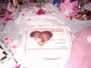 ...torta od rodičov...