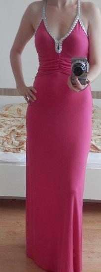 Príležitostné šaty nenosené XS/M aj výmena za iné  - Obrázok č. 1