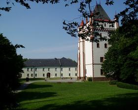 Tady to bude - zámek v Hradci nad Moravicí