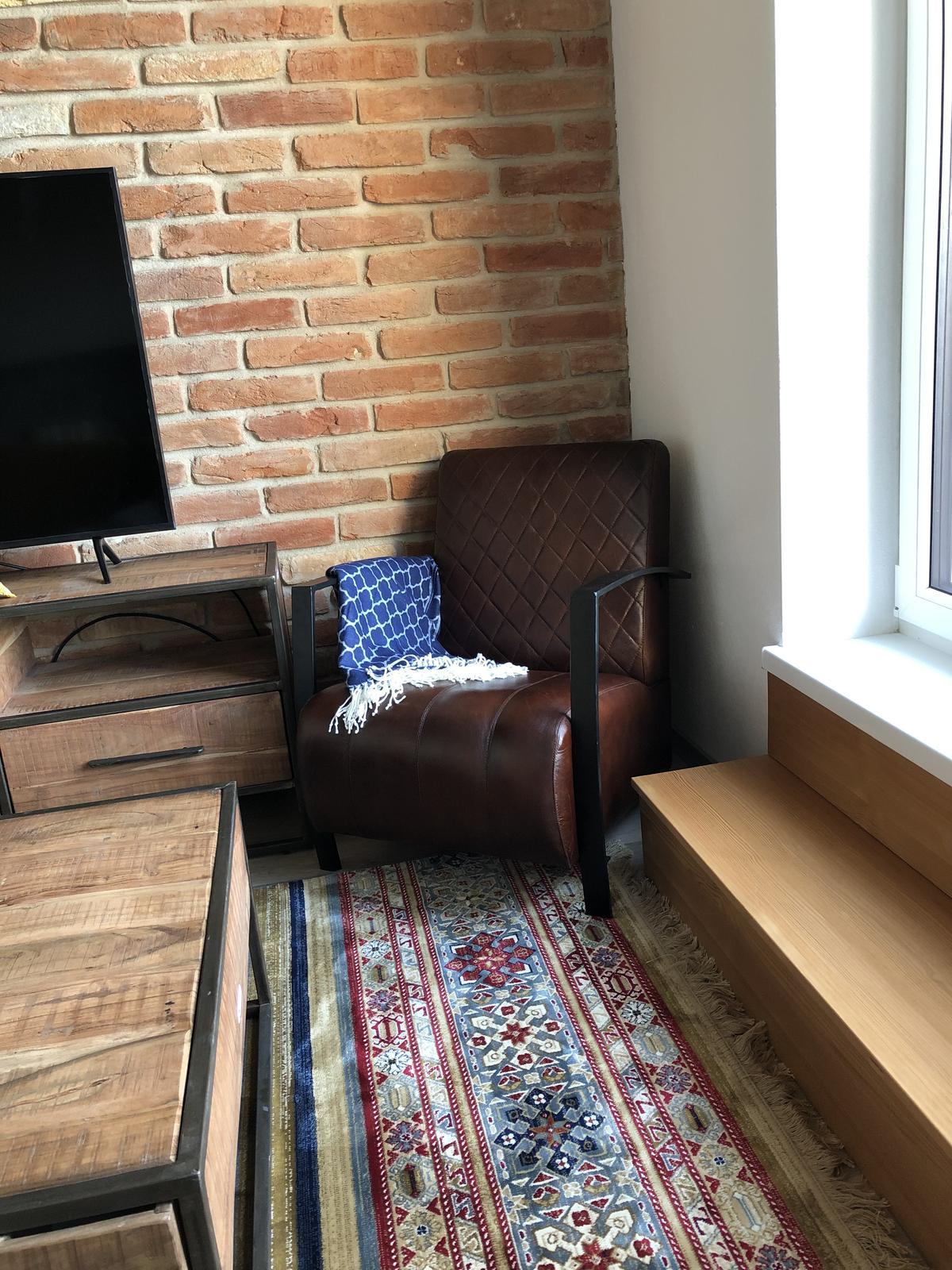 Náš bytík na streche - Kútik na čítanie