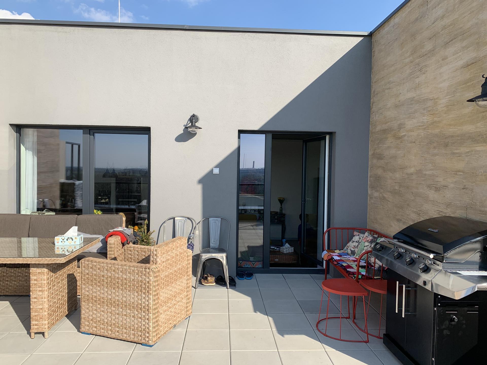Teraska na streche - Obrázok č. 11