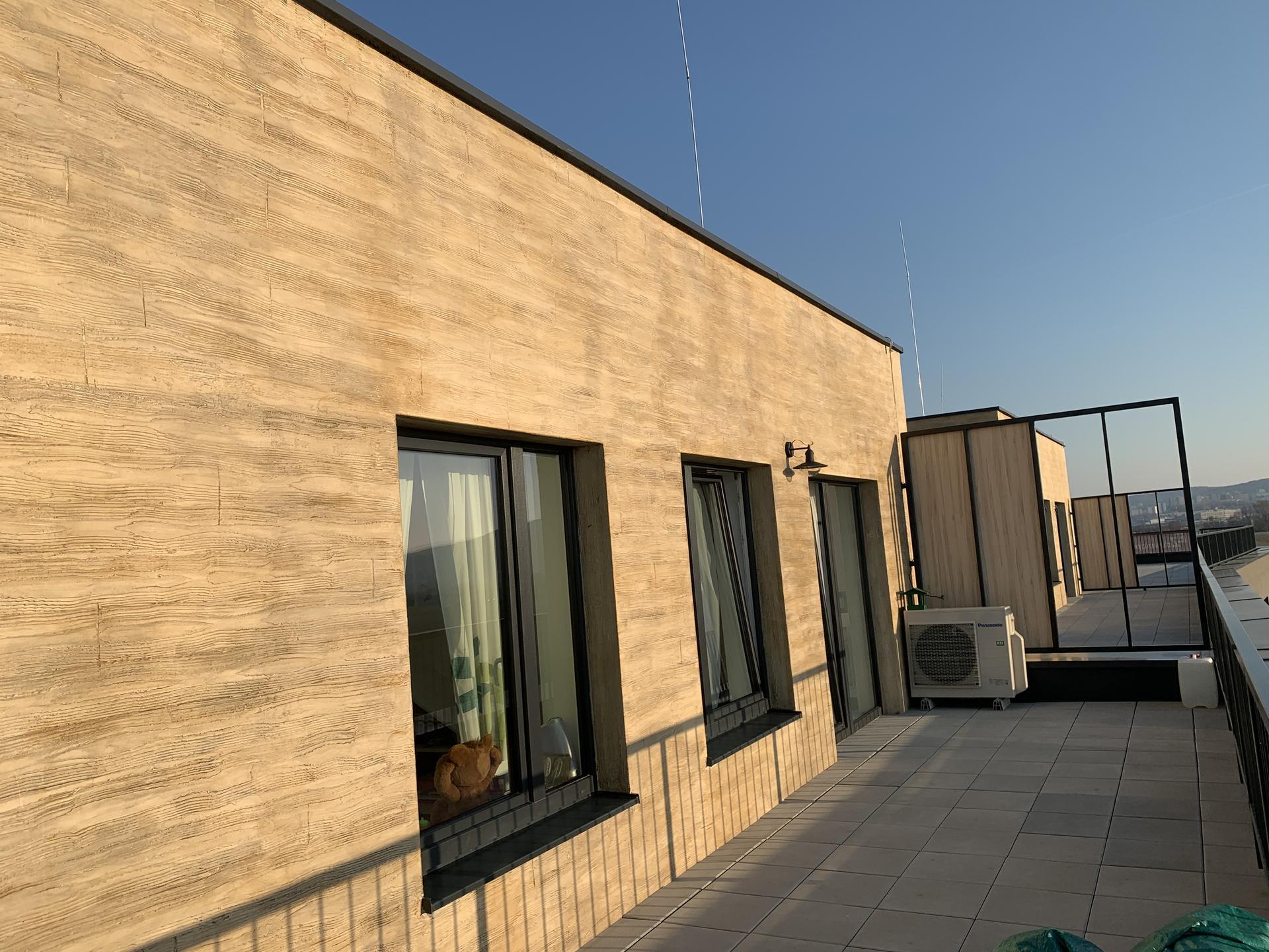 Teraska na streche - Obrázok č. 14