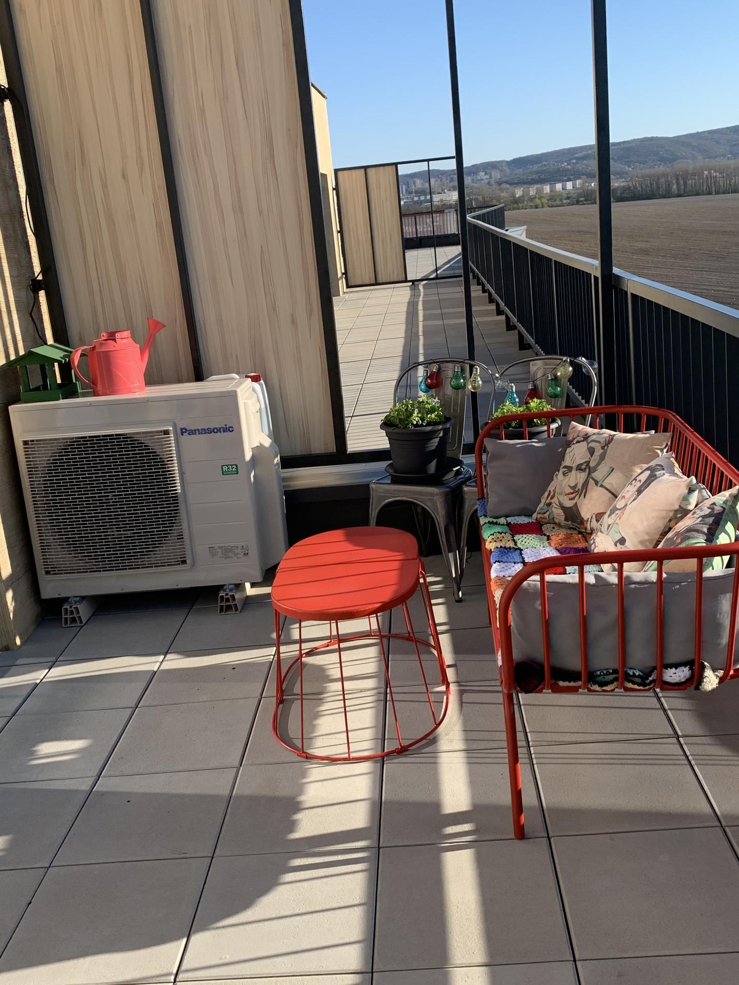 Teraska na streche - Obrázok č. 32