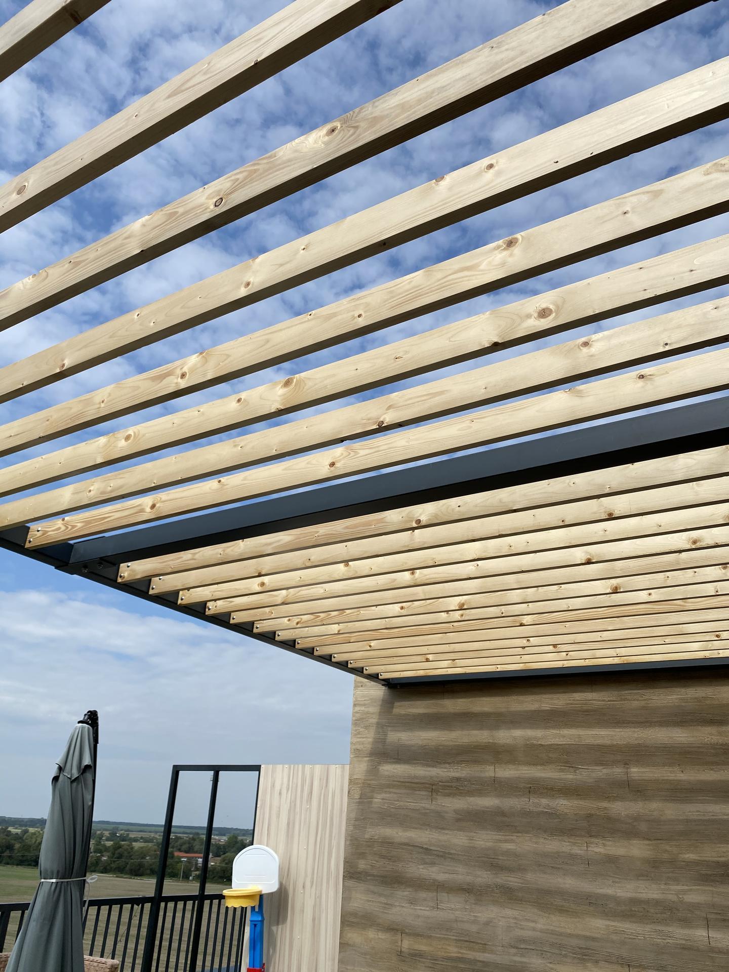 Teraska na streche - Obrázok č. 120
