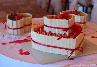 Krásnej dortík.