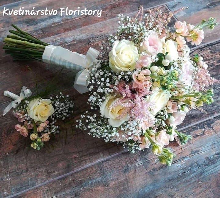Svadobné inšpirácie - Veľmi milý a šikovný personál, ústretovosť a skvelé ceny. Keď som vošla do kvetinárstva hneď som vedela, že som našla pre našu svadbu to prvé :) https://www.facebook.com/floristory.sk/