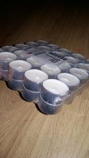 Větší čajové svíčky - Pepco :)