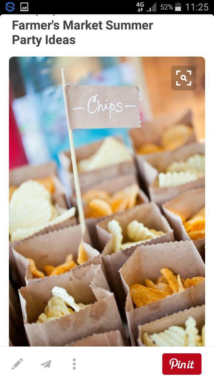 A + L ❤ Chystáme :) - Pytlíky na chipsy už taky máme :)