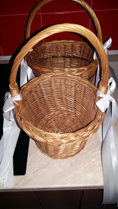 Košíčky pro družičky :)