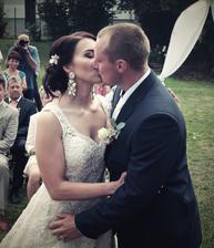 Novomanželé Koutní :-)
