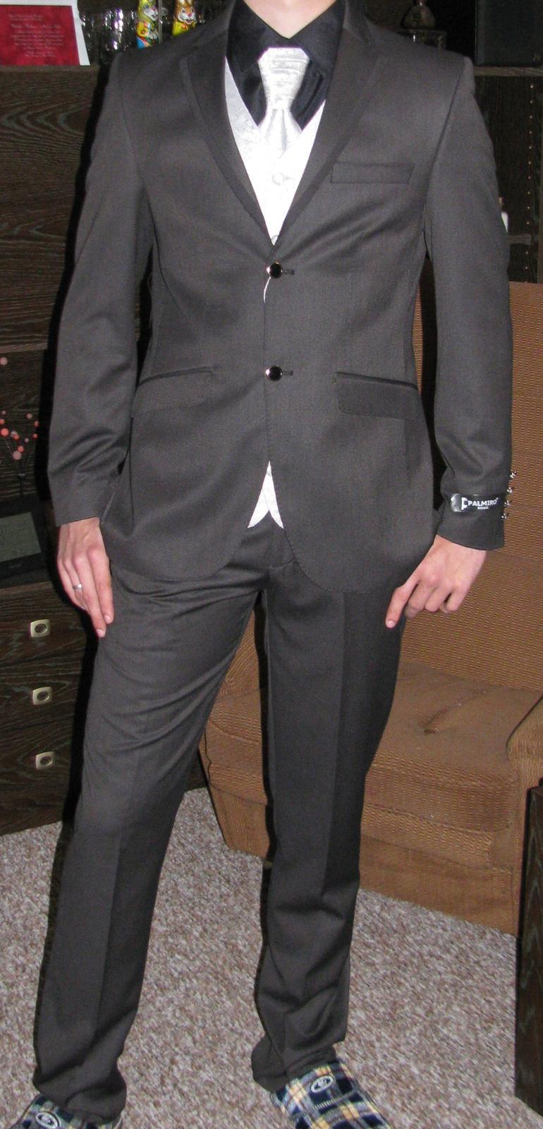 Italský pánský oblek - Obrázek č. 1