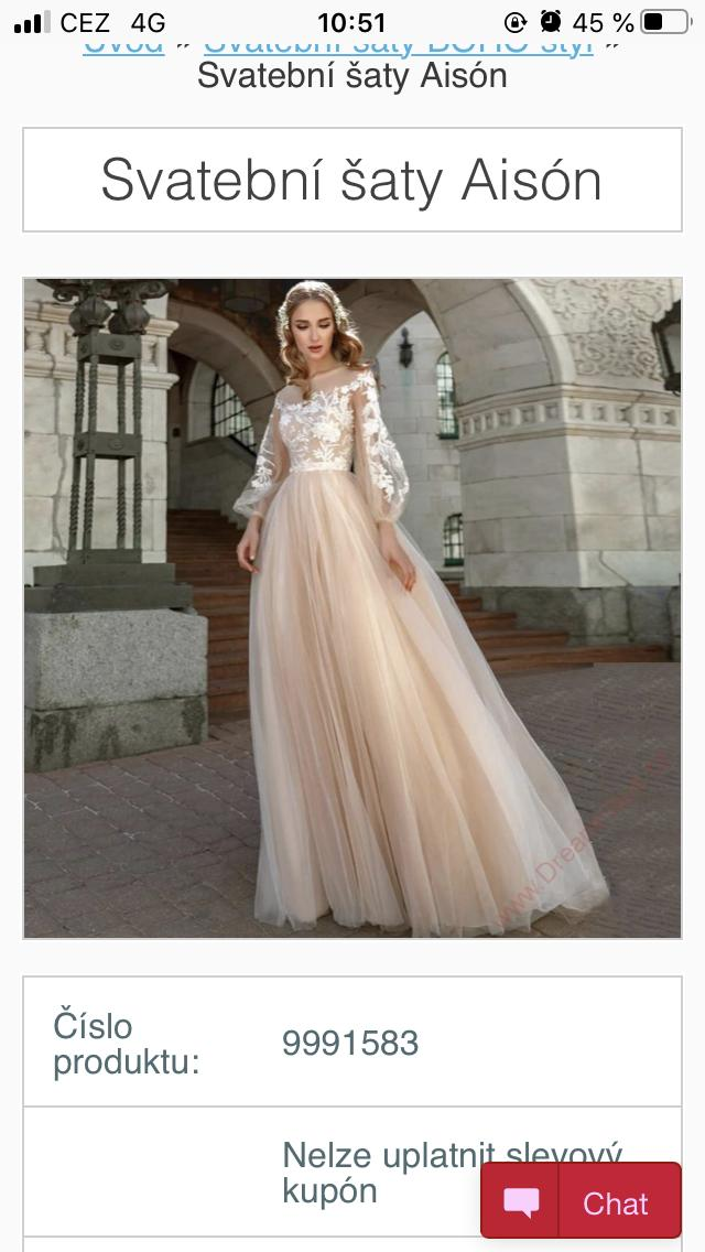 Ahoj nevěsty, e-shop www.dreamhaus.cz... - Obrázek č. 1