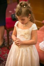 moja mala modliaca sa druzicka ;)