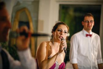Trošku som si zaspievala...