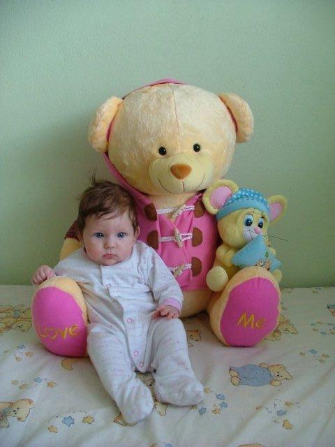 Lucia{{_AND_}}Michal - Už mám štyri mesiace :)