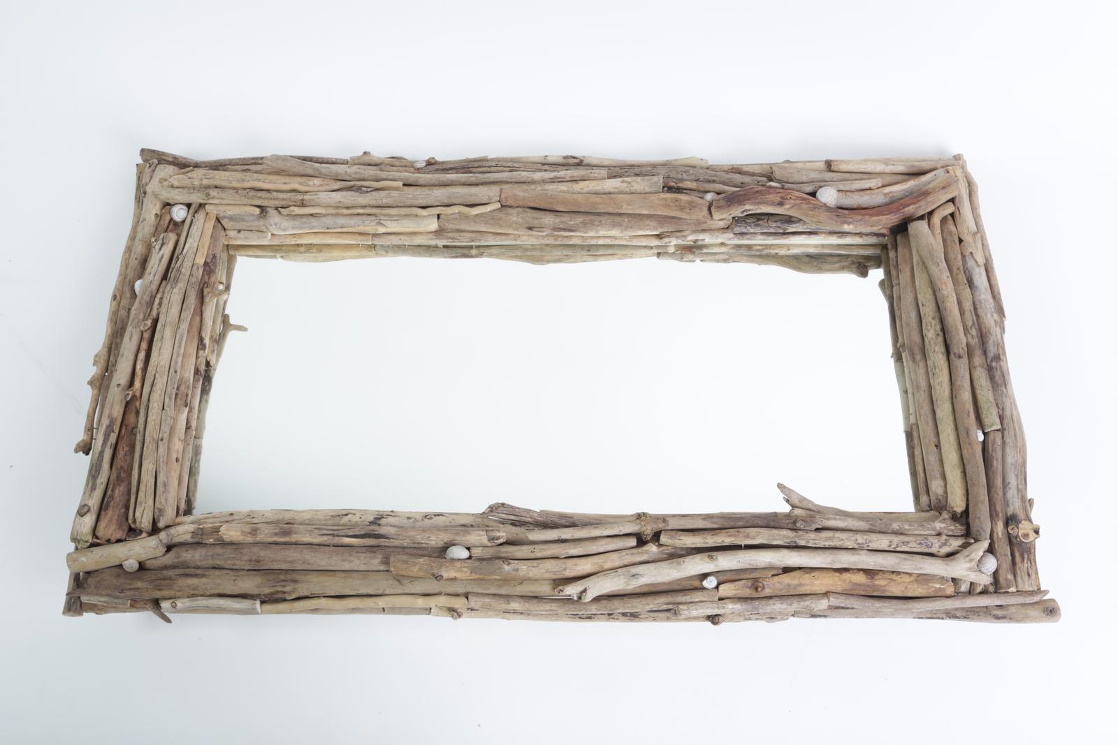 Zrkadlo z dreva - Obrázok č. 3
