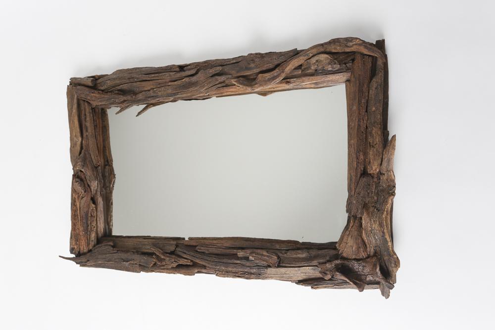 Zrkadlo z dreva - Obrázok č. 2