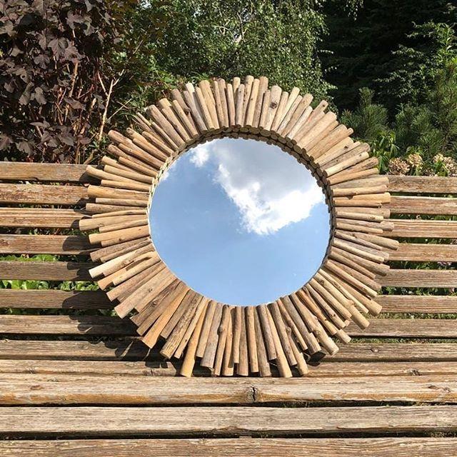 Zrkadlo z dreva - Obrázok č. 1