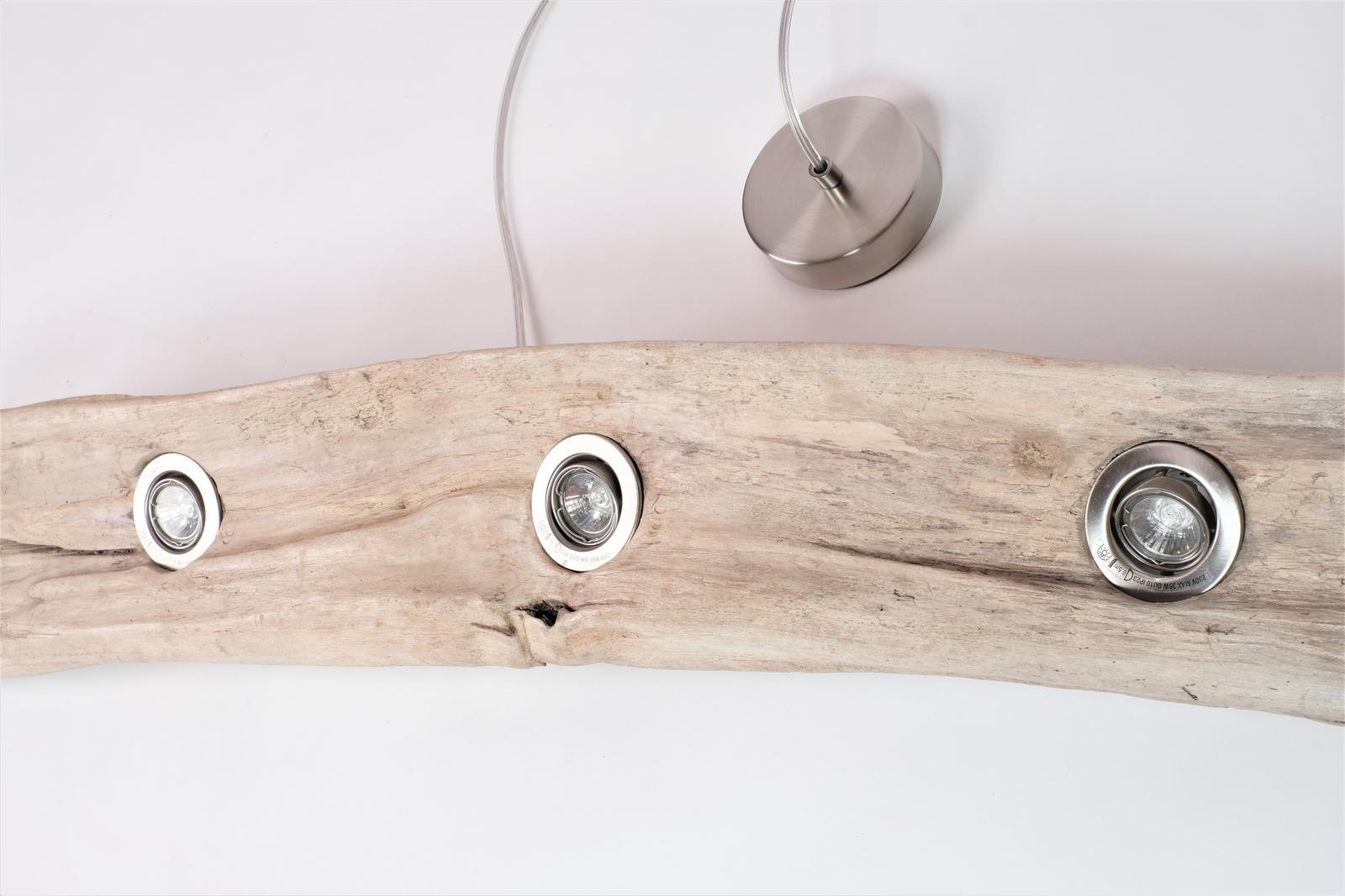 Luster z naplaveného dreva - Obrázok č. 1