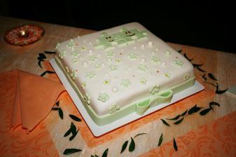 Nás svatební dort