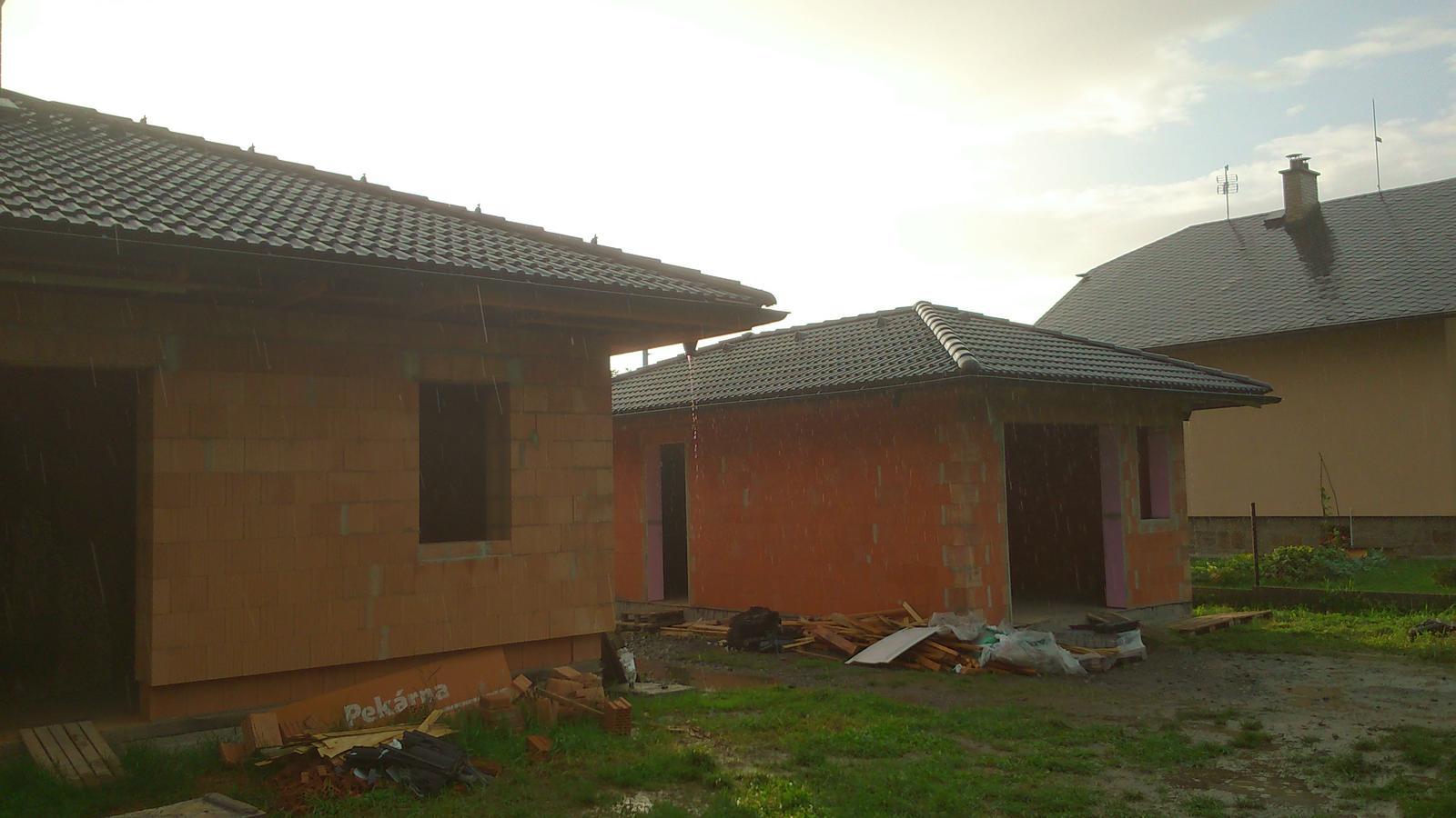 Cena střechy 150m2