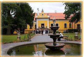 zámek Belcredy v Líšni