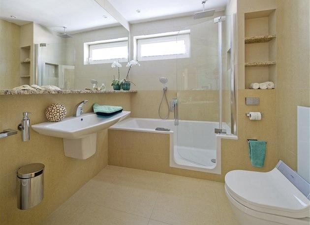 Inspirace koupelna a wc a chodba - Obrázek č. 3