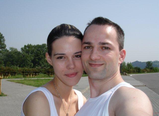 Maťko a Ivka:) 12.09.2009 - no to sme my :)