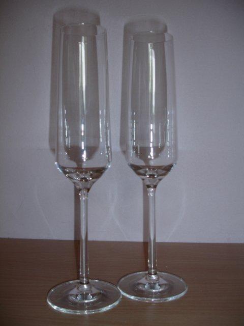 Maťko a Ivka:) 12.09.2009 - toto sú naše staré dobré poháre, dostali sme asi pred tromi rokmi na vianoce, a žiadne sa nám nepáčia viac:)