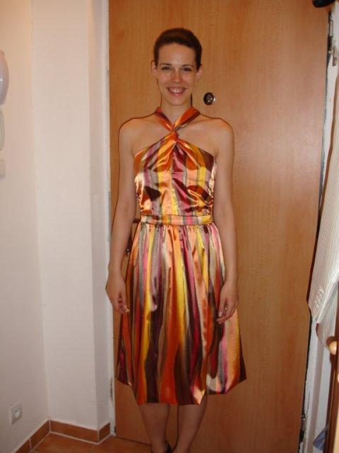 Maťko a Ivka:) 12.09.2009 - moje šaty popolnoci