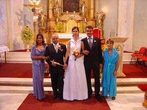 V nasom kostoliku v Modranke