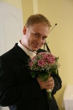 Moj manžel, no nie je chutný? :-)