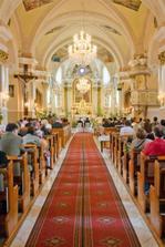 Krásny kostolík, ktorý bol tichým svedkom nášho áno