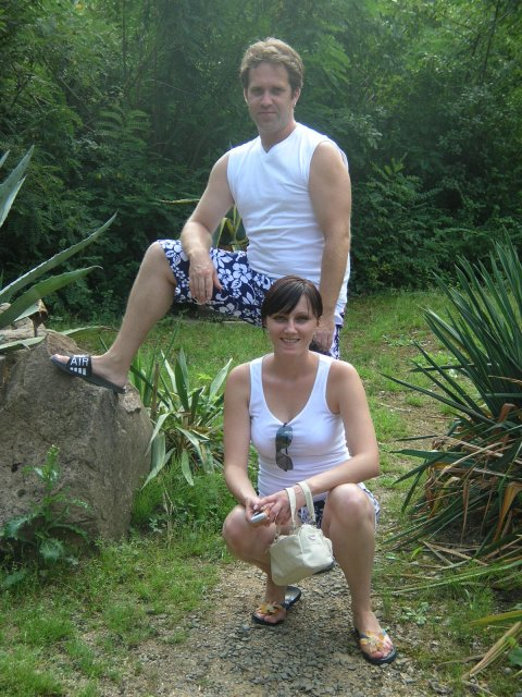 Valentínsky :-) album Silvie a Daniela - na výlete v Zlíne