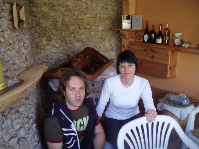 Valentínsky :-) album Silvie a Daniela - a tu si nechával drahý dlhé vlasy, odhovorila som ho