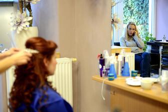 Další paní na holení... :-)