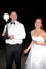 Krásnou lampičku jsme dostali.. Ta byla fakt úžasná... Moc děkujem Březíkům...
