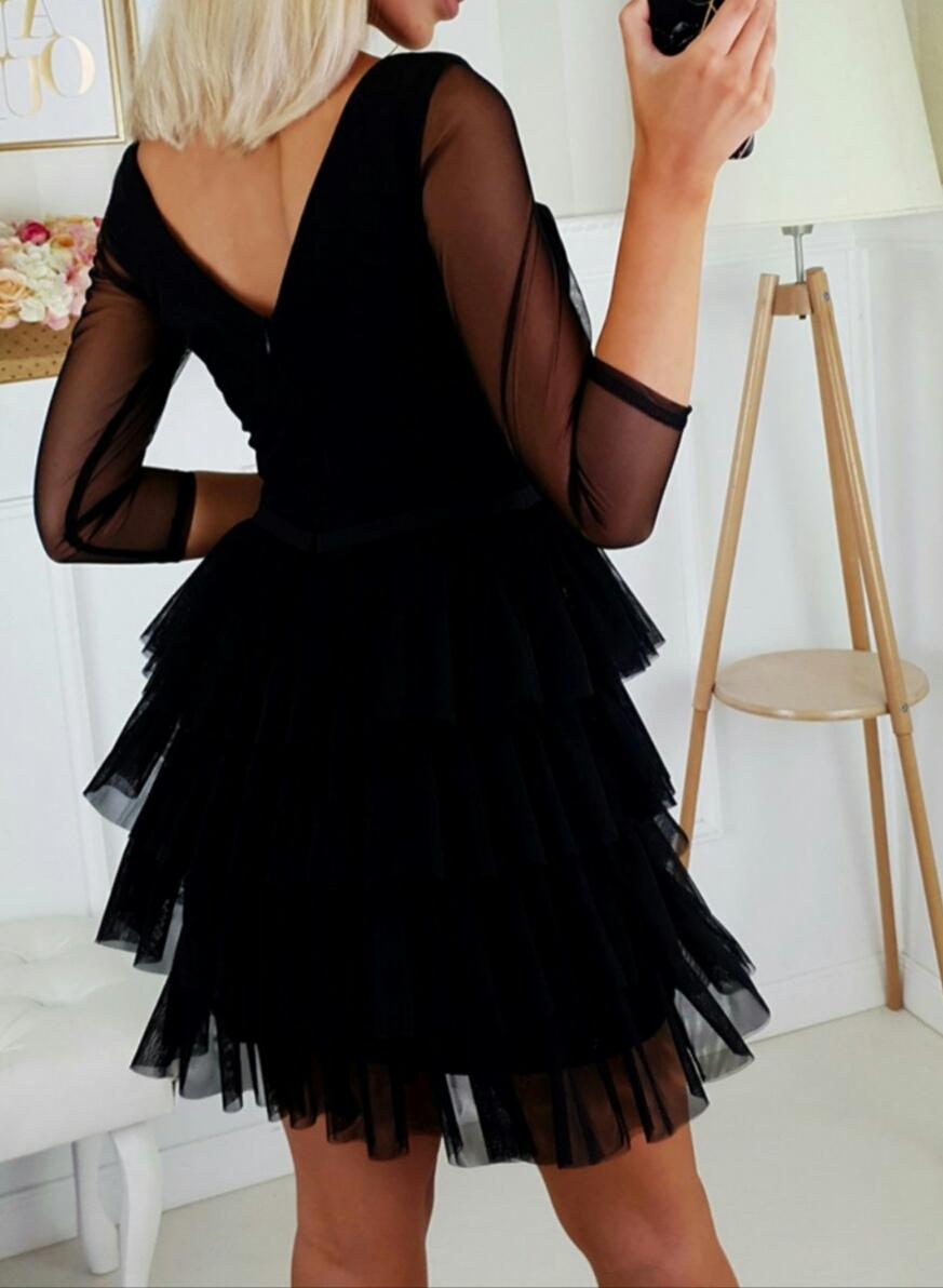 spoločenské šaty - Obrázok č. 1