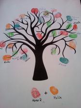 náš svatební strom..skvělá památka :)