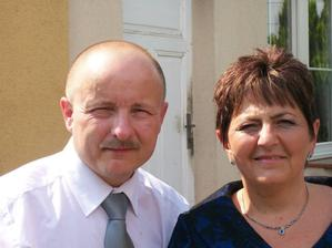 tatínek muže a moje máma