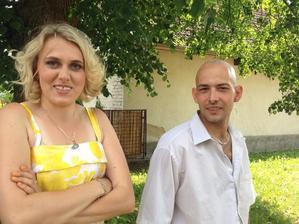 bratr s přítelkyní