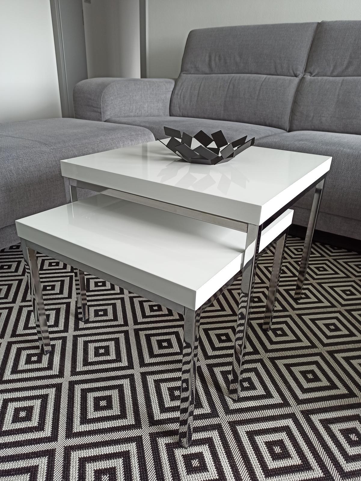 2xkonferencni stolek+koberec - Obrázek č. 2