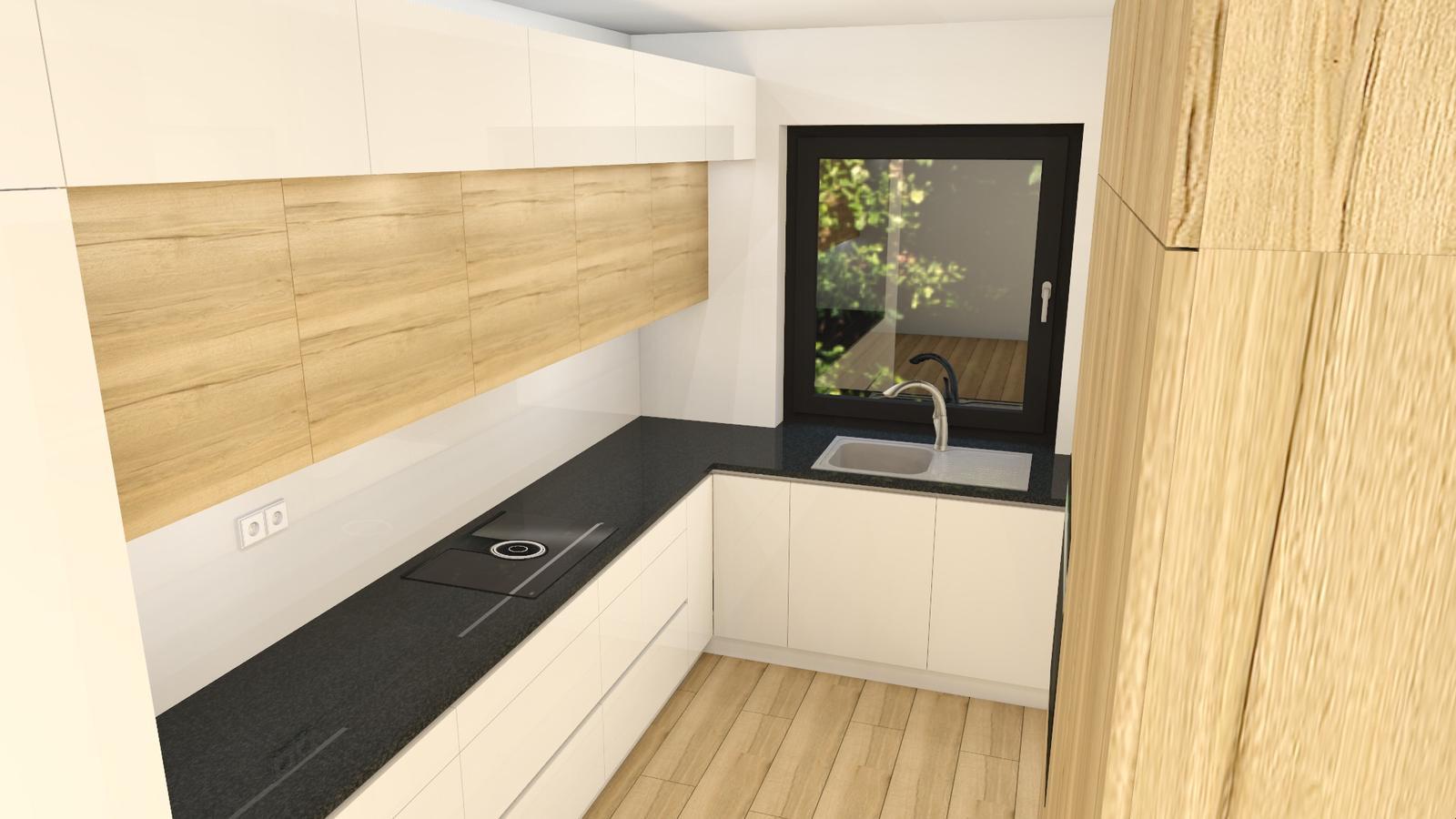 Navrh kuchyne - Obrázok č. 14