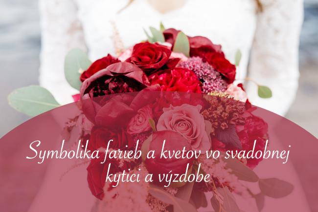 Čítali ste už najnovší článok z nášho magazínu o symbolike kvetov a farieb, ktoré môžete použiť vo svojej svadobnej kytici a výzdobe? https://www.mojasvadba.sk/kvety-na-svadbu/ #magazin - Obrázok č. 1