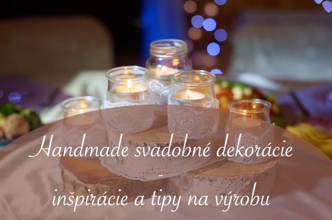 Čo všetko si na svoju svadbu môžete vyrobiť vlastnoručne? Inšpirujte sa naším najnovším článkom o handmade svadobnej výzdobe: https://www.mojasvadba.sk/handmade-dekoracie-na-svadbu/ :) #magazin - Obrázok č. 1