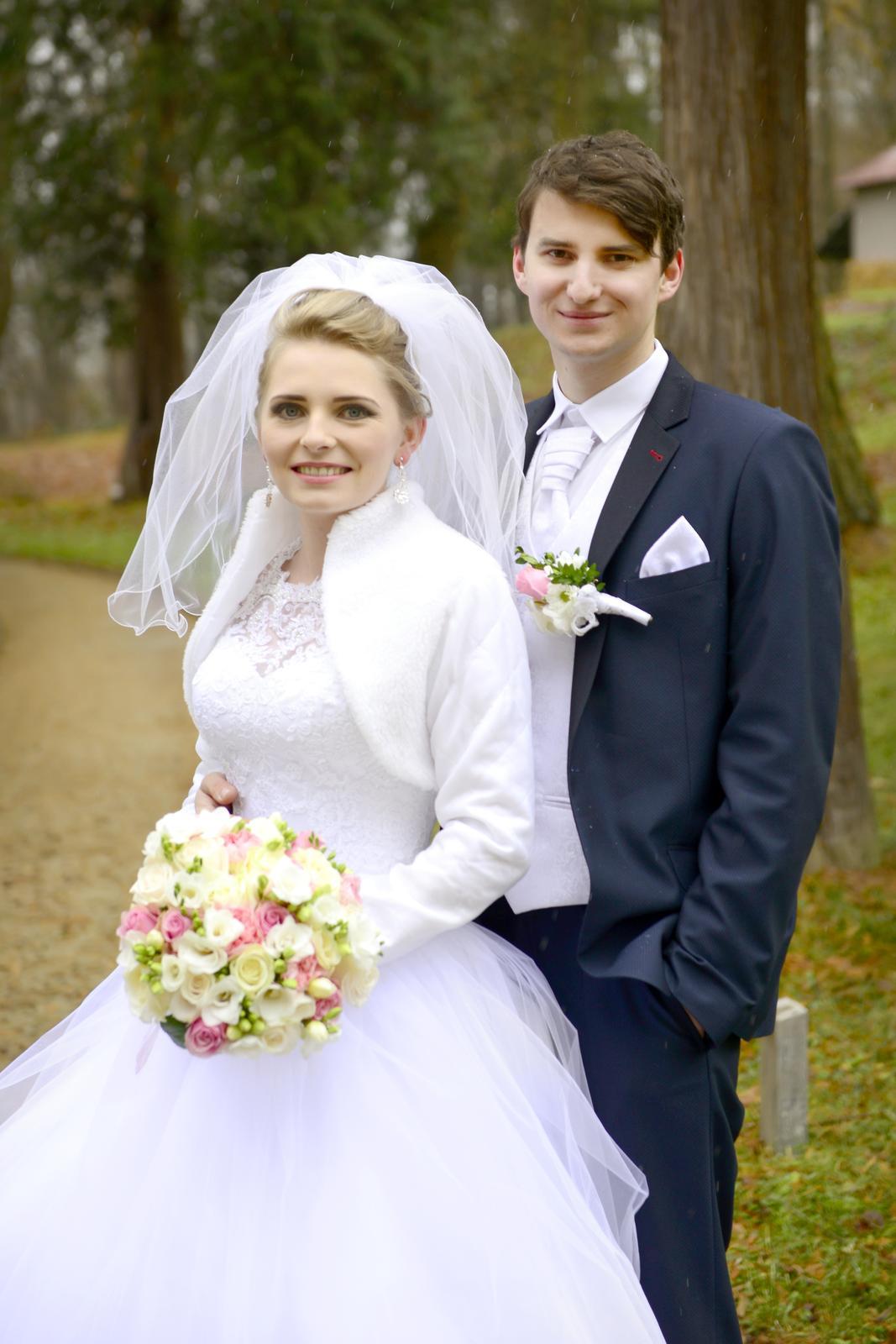 Svadba bola v Novembri... - Obrázok č. 1