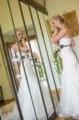 svatební šaty velikost 36-38, 37