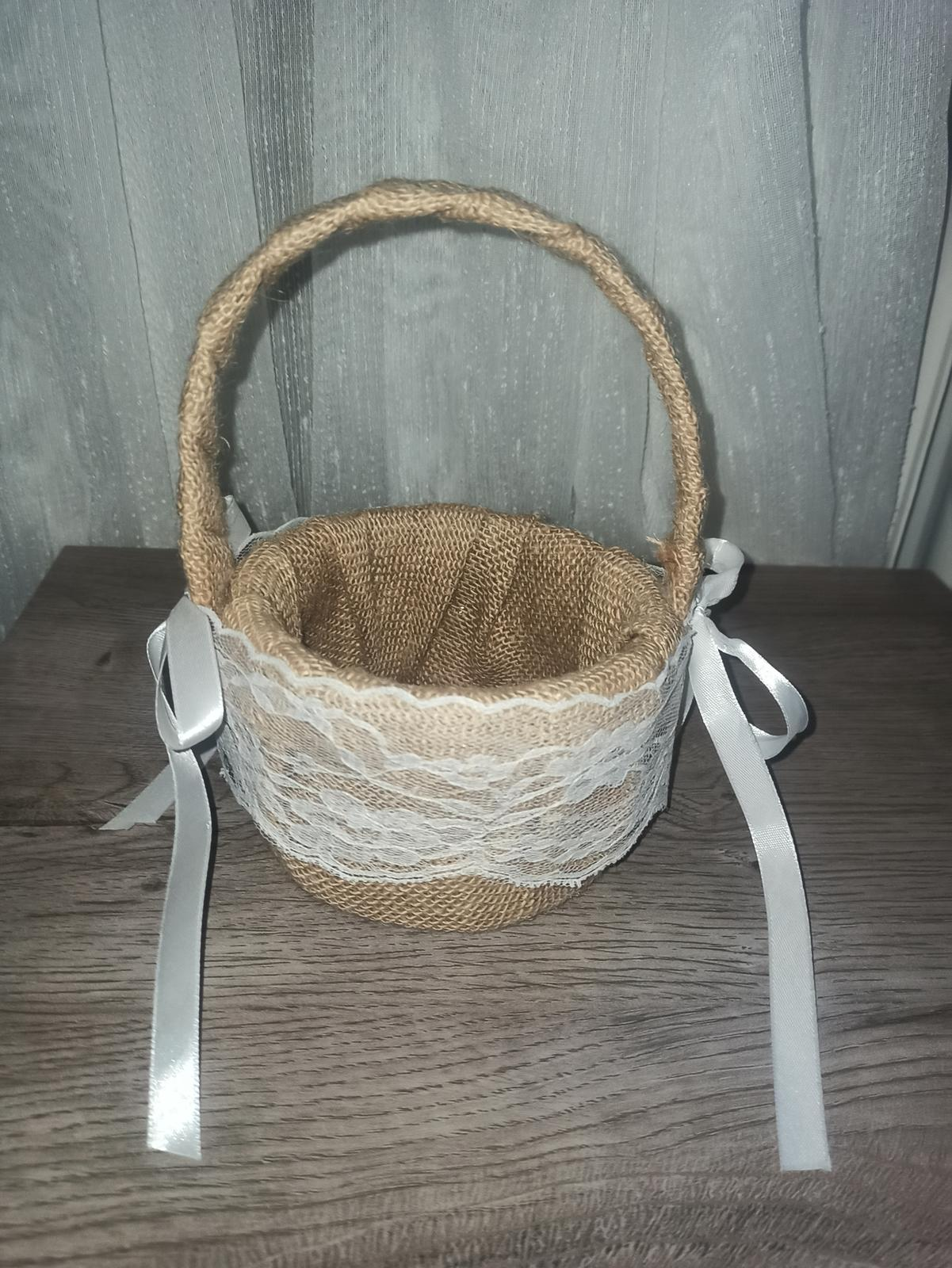košík - Obrázok č. 1